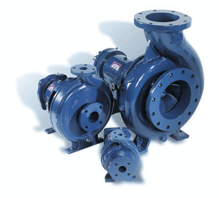 Griswold ANSI Pumps Meet Needs For Saltwater Transfer in Oil & Gas Applications