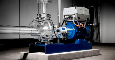 Veranstaltung: Energieeffiziente Pumpenantriebstechnik