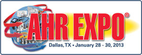 2013 AHR Expo Returns to Site of Its Largest Southwest Event