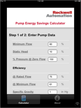 Rockwell Automation Launches Online and Mobile Application Energy-Saving Calculators