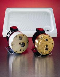 Tough Pumps Solve Sand Resin Mix Dispensing Problem