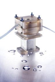 Mikropumpe für die Medizintechnik