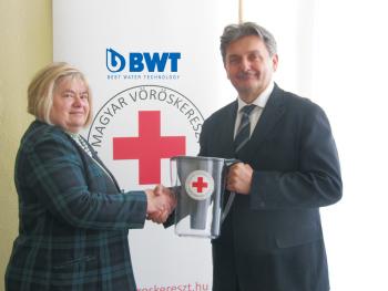 BWT setzt sich für sicheres Trinkwasser ein