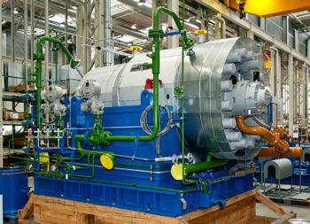Hochleistungspumpen für niederländisches Großkraftwerk