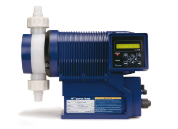 Iwaki: New Digitally Controlled Metering Pump