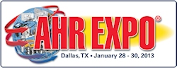 AHR Expo Expands 2013 Dallas Show to Meet Demand for More Space
