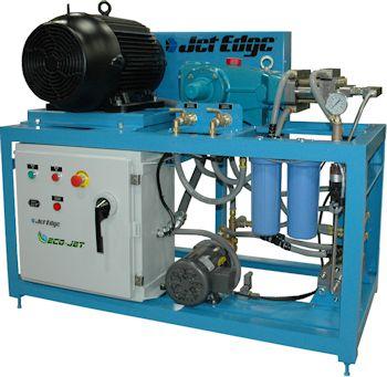 Jet Edge Introduces ECO-JET Direct Drive Water Jet Pump