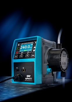 Watson-Marlow Launches Qdos Range for Chemical Metering Applications