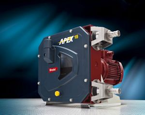 New Hose Pumps from Bredel