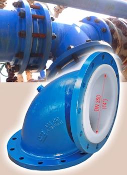 Neue Rohrfittings von CRP erschließen Vorteile von DuPont Teflon PFA