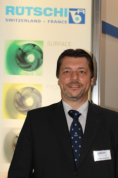 Rütschi mit eigener Niederlassung in Deutschland vertreten
