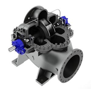 SPX stellt neue Pumpenserie vor