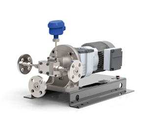 Chem Mini – Gear Pump for Fine Metering Tasks