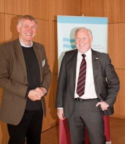 fbr würdigt langjährige Zusammenarbeit mit Franz-Josef Heinrichs