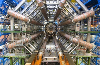 Oerlikon Supplied Vacuum Components to CERN
