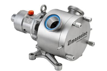 Stainless Steel Power Frame for Masosine SPS Pumps