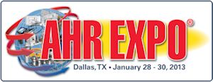 2013 AHR Expo Already Largest Southwest Show