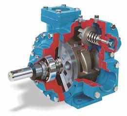 Blackmer XL Sliding Vane Pumps Provide Energy-Efficient Performance for Lube Oil Applications