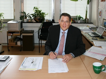 Expansion of the Executive Board at Hermetic-Pumpen GmbH