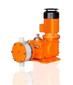 Neue Hydraulikmembran-Prozessdosierpumpe