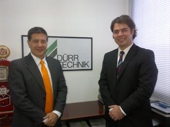 Dürr Technik Opens New Sales Office in South-America