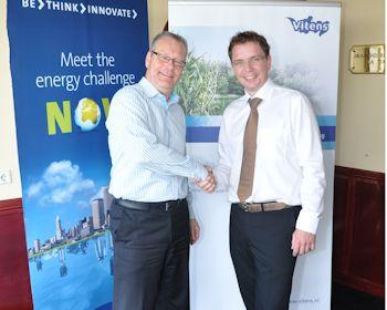 Vitens and Grundfos Signed Strategic Partnership Agreement