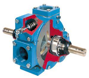 Blackmer Sliding Vane Pumps Designed to Handle Temperature and Viscosities in Asphalt Production