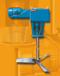 Chemineer HT Turbine Agitator Offers High Performance and Low Maintenance