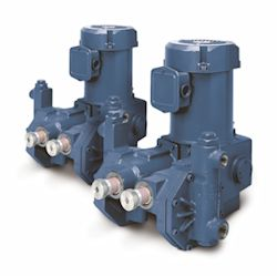 Neptune Hydraulic Diaphragm Metering Pumps Precisely Dose Dust Suppressant Chemicals in Mining Applications