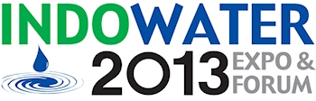 Indowater 2013 – 9th International Water, Wastewater & Recycling Technology Expo & Forum in Jakarta