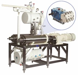 Amtech Selects Cat Pumps for Margarine and Shortening Production Plant