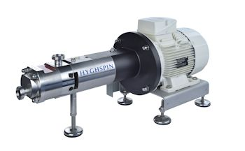 Twin Screw Pumps for the Brewery and Beverage Industry from Jung Process Systems