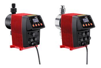 Lutz-Jesco: Solenoid Diaphragm Dosing Pumps for a Wide Range of Applications