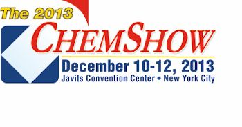 2013 Chem Show Makes Some Major Moves For Its 55th Biennial Event In New York City