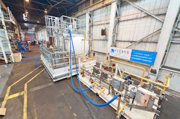 Diesel Transfer Pump Packages Built in Rapid Time by AxFlow