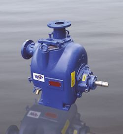 Heavy Duty Self-priming Pump Introduced by AxFlow