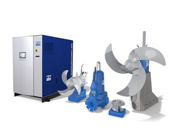Sulzer Pumps Launches New Products Completing the ABS EffeX Range
