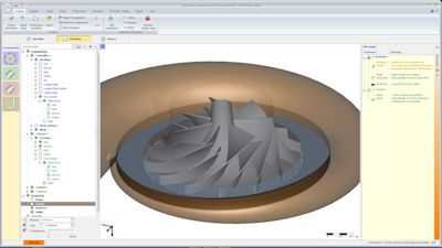 CFturbo 9.1 – A New Version of our Turbomachinery Design Software
