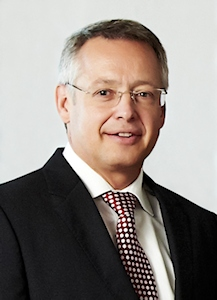 Jürgen Amedick Becomes New CEO for the Drives Portfolio for Industry and Infrastructure Applications at Siemens