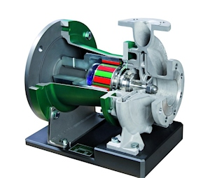 ATEX Certification for Energy-efficient NeoMag Pump