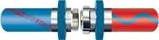 ContiTech: Swaged Fittings for a Hygienic Flow of Media