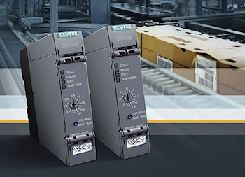 Siemens Expands Sirius Portfolio With Particularly Compact Motor Starter