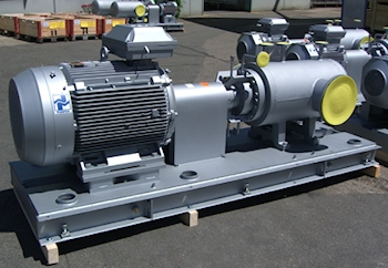 Pumps for Bitumen Production in Russia