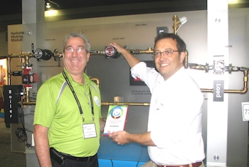 Xylem Captures Top Honors at Ciphex West 2012