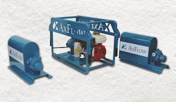 AxFlow Supplies Fuel Transfer Pumps for The Coldest Journey