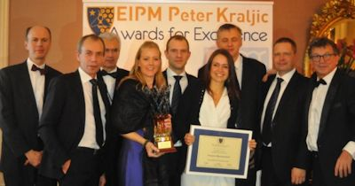 Grundfos Wins Excellence Award for Process Management