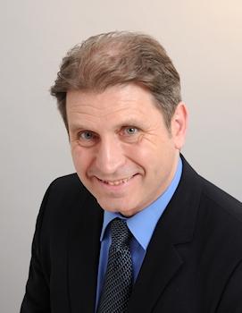 Peter Hubert leitet den Food, Beverage, Pharma-Vertrieb bei Grundfos