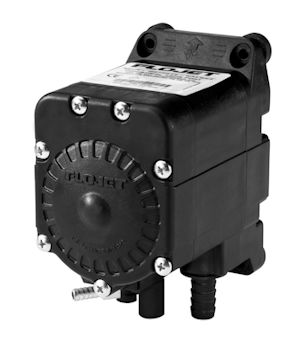 Success in New Markets for Chemical Resistant High Performance Pump