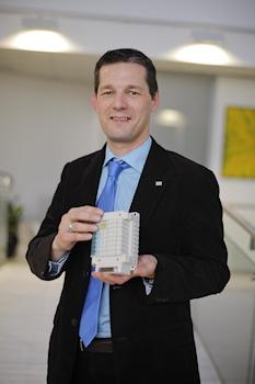 SMC Pneumatik stärkt den Standort Egelsbach in Deutschland