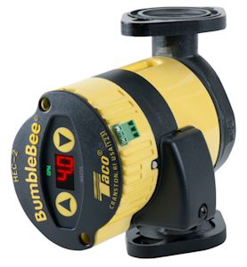 New Taco Bumble Bee High-Efficiency Variable Speed Circulator